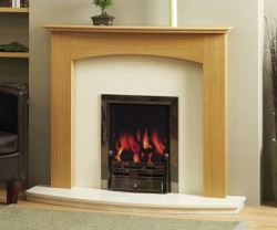 Focus Fireplaces Poppy fire surround