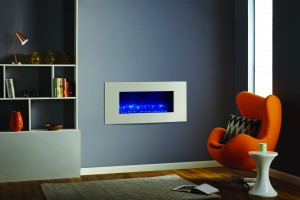 Gazco Radiance 85R verve xs Ivory electric fire