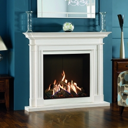 Gazco Reflex 75T Sandringham fire surround