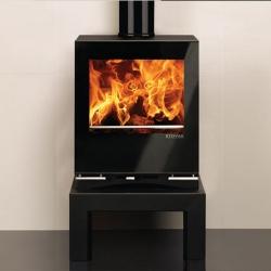 Stovax Riva-Vision-Midi stove