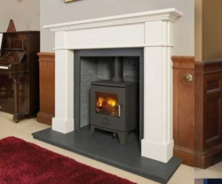 Sovereign Roseland marble fire surround
