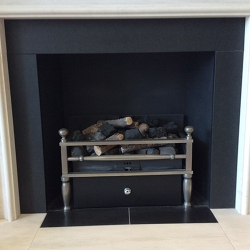 gazco stratford basket log effect gas fire