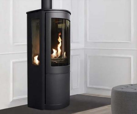Capital Siesta tall gas stove