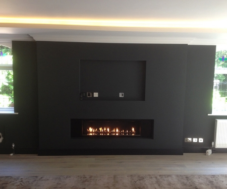 Gazco Studio 3 open gas fire