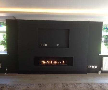 Gazco Studio 3 open gas fire