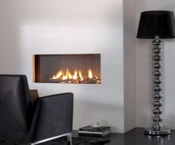 Vision Trimline TL100-Trimless gas fire