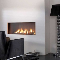 Vision Trimline TL100-Trimless gas fire