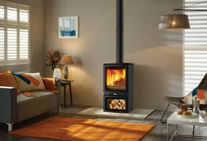 Stovax Vogue log burner