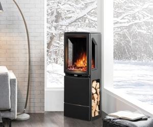 Gazco Vogue Midi T highland electric stove