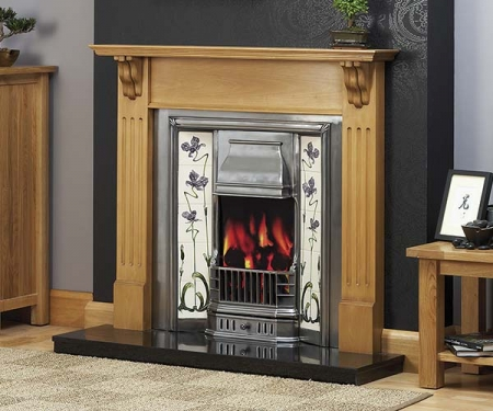 Focus Fireplaces Vyner fire surround