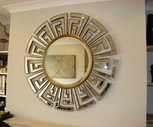 Claridge mirror