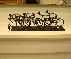 Cyclists art