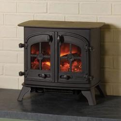 Yeoman-Dartmoor-electric stove