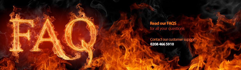 Kent Fire FAQ
