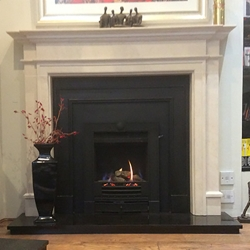 capital fireplaces kensington fire surround corinthian stone