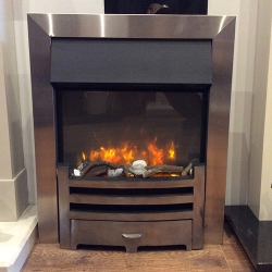 gazco logic electric inset fire