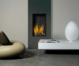 Vision Trimline tl38-trimless gas fire