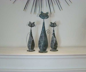 Cats giftware